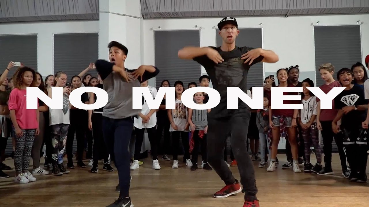 """NO MONEY"" – Galantis Dance 